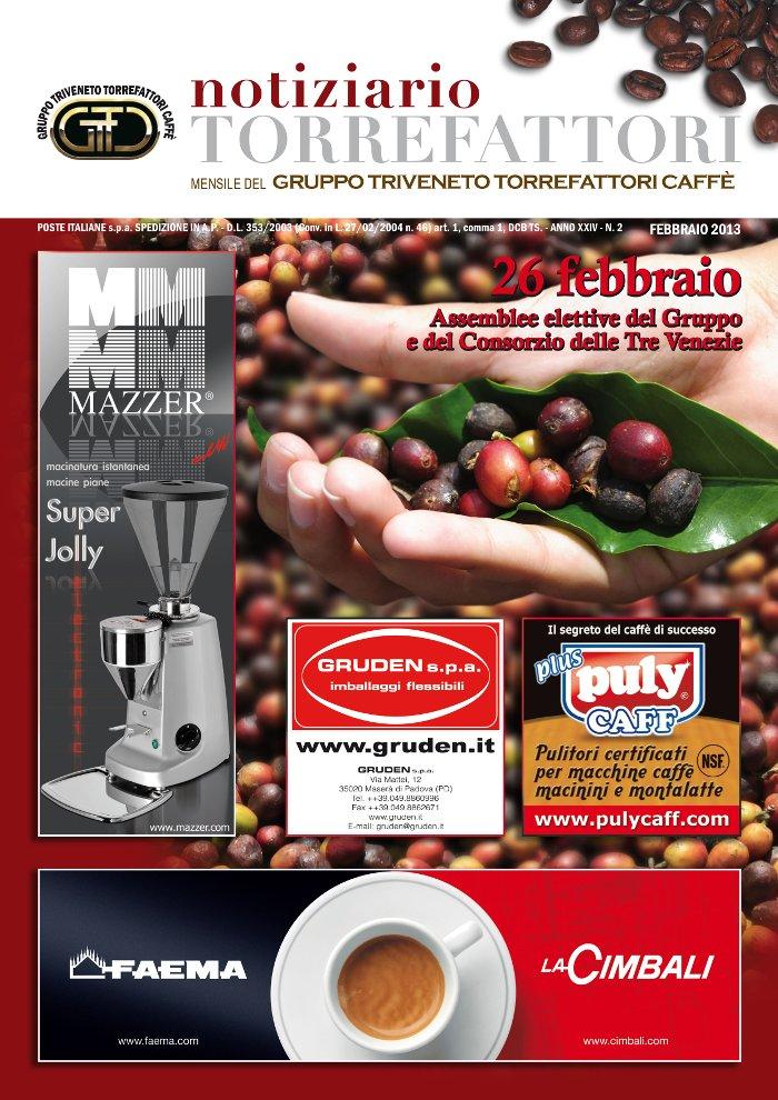 Notiziario Torrefattori Febbraio 2013 | G.I.T.C.