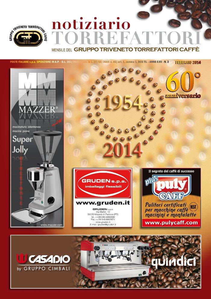 Notiziario Torrefattori Febbraio 2014 | G.I.T.C.