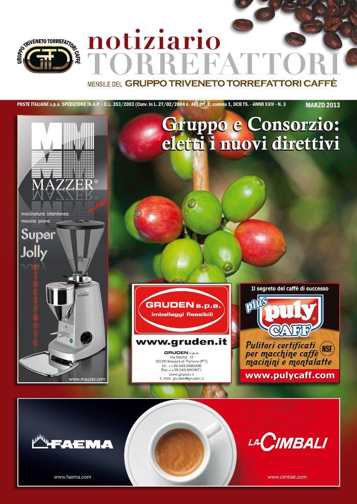 Notiziario Torrefattori Marzo 2013 | G.I.T.C.
