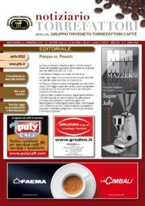 Notiziario Torrefattori Aprile 2012 | G.I.T.C.