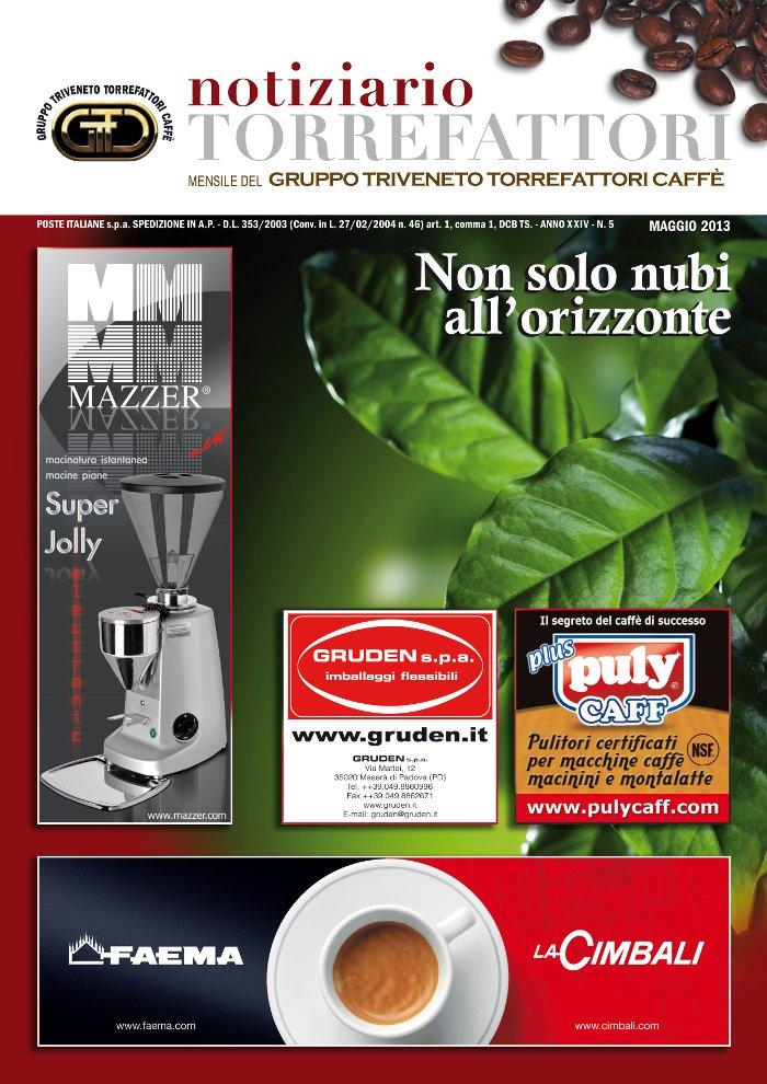 Notiziario Torrefattori Maggio 2013 | G.I.T.C.