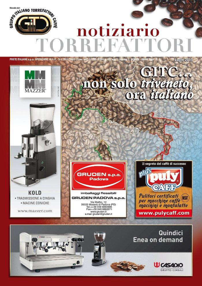 Notiziario Torrefattori Luglio 2015 | G.I.T.C.