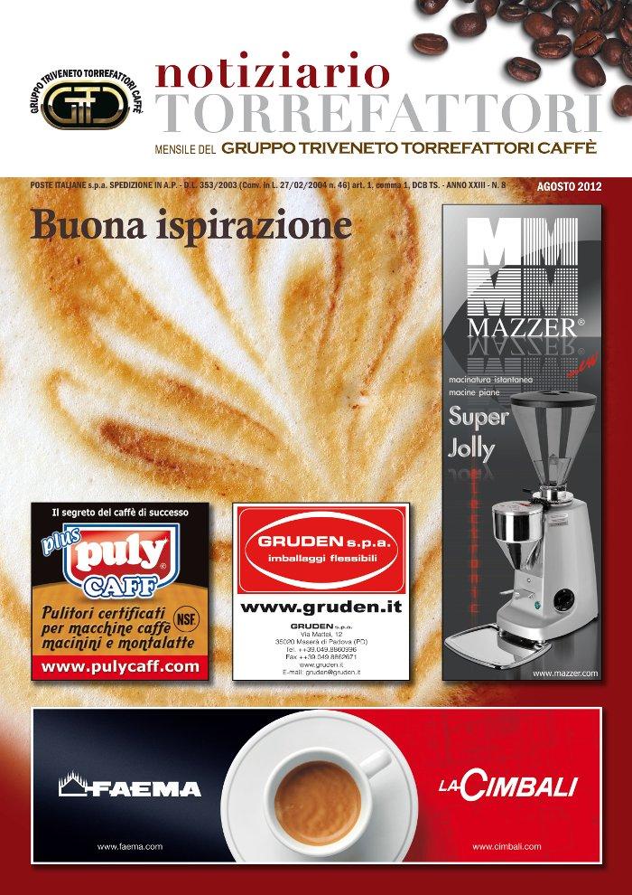 Notiziario Torrefattori Agosto 2012 | G.I.T.C.