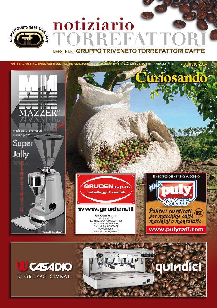 Notiziario Torrefattori Agosto 2014 | G.I.T.C.