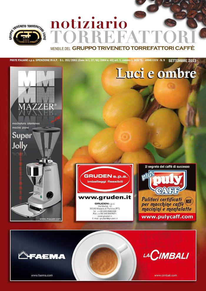 Notiziario Torrefattori Settembre 2013 | G.I.T.C.