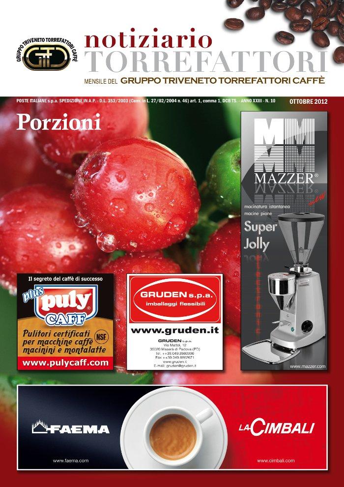 Notiziario Torrefattori Ottobre 2012 | G.I.T.C.