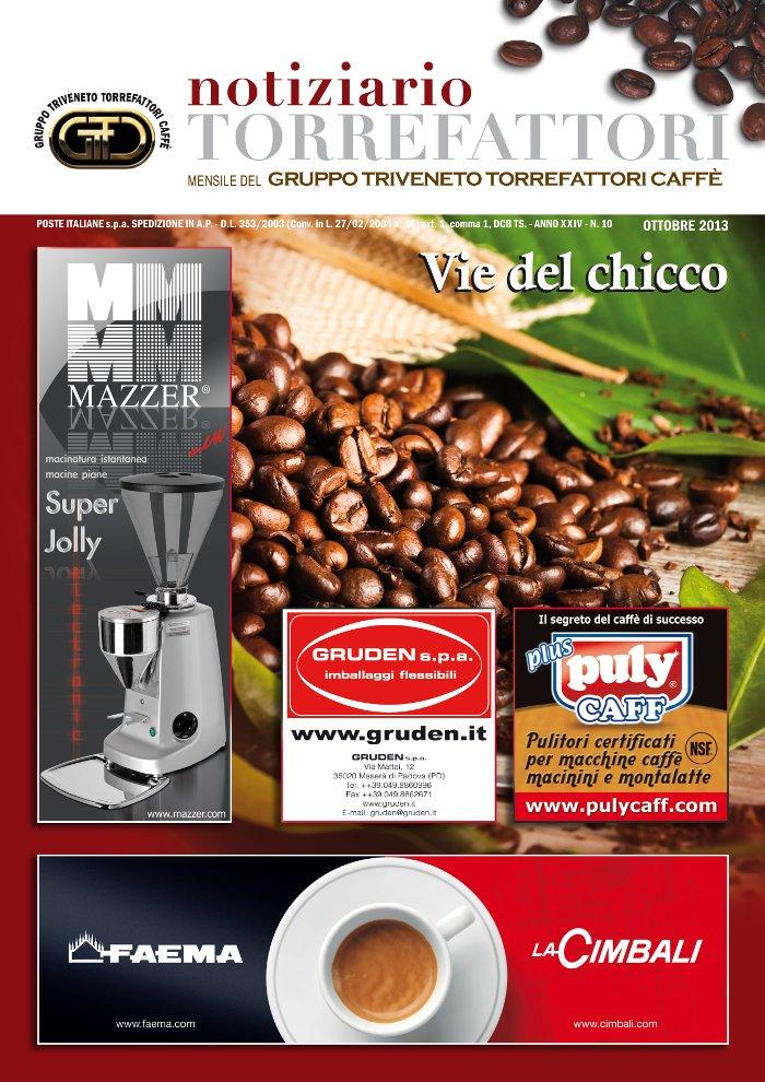 Notiziario Torrefattori Ottobre 2013 | G.I.T.C.