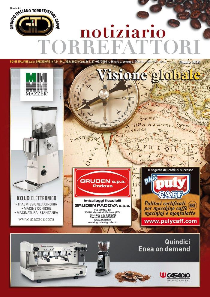 Notiziario Torrefattori Ottobre 2015 | G.I.T.C.