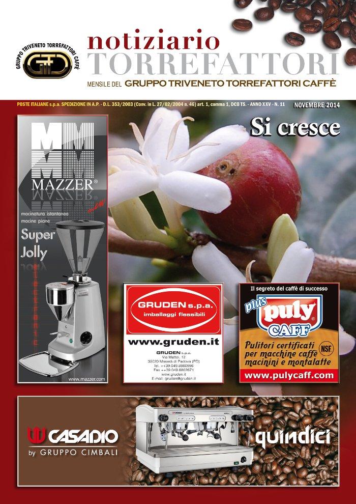 Notiziario Torrefattori Novembre 2014 | G.I.T.C.