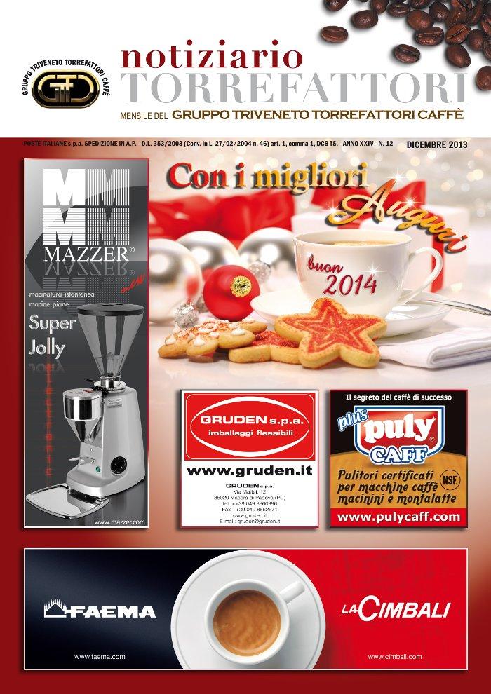 Notiziario Torrefattori Dicembre 2013 | G.I.T.C.