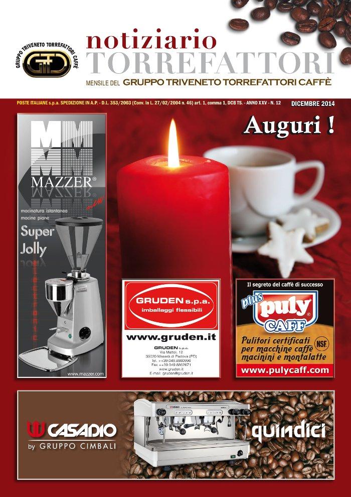 Notiziario Torrefattori Dicembre 2014 | G.I.T.C.