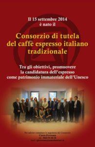 Consorzio di Tutela del Caffè Espresso Italiano Tradizionale   G.I.T.C.