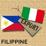 Import/Export FILIPPINE